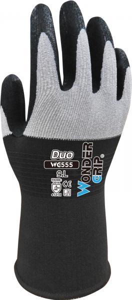 Wonder Grip WG-555 Duo Nitril-Schutzhandschuhe